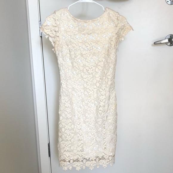 Cache Dresses & Skirts - Caché Lace Dress